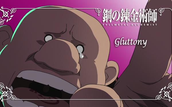 Anime FullMetal Alchemist Fullmetal Alchemist Gluttony HD Wallpaper | Background Image