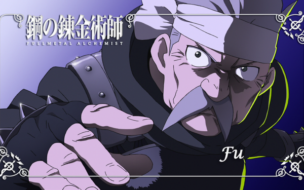 Anime FullMetal Alchemist Fullmetal Alchemist Fu HD Wallpaper | Background Image