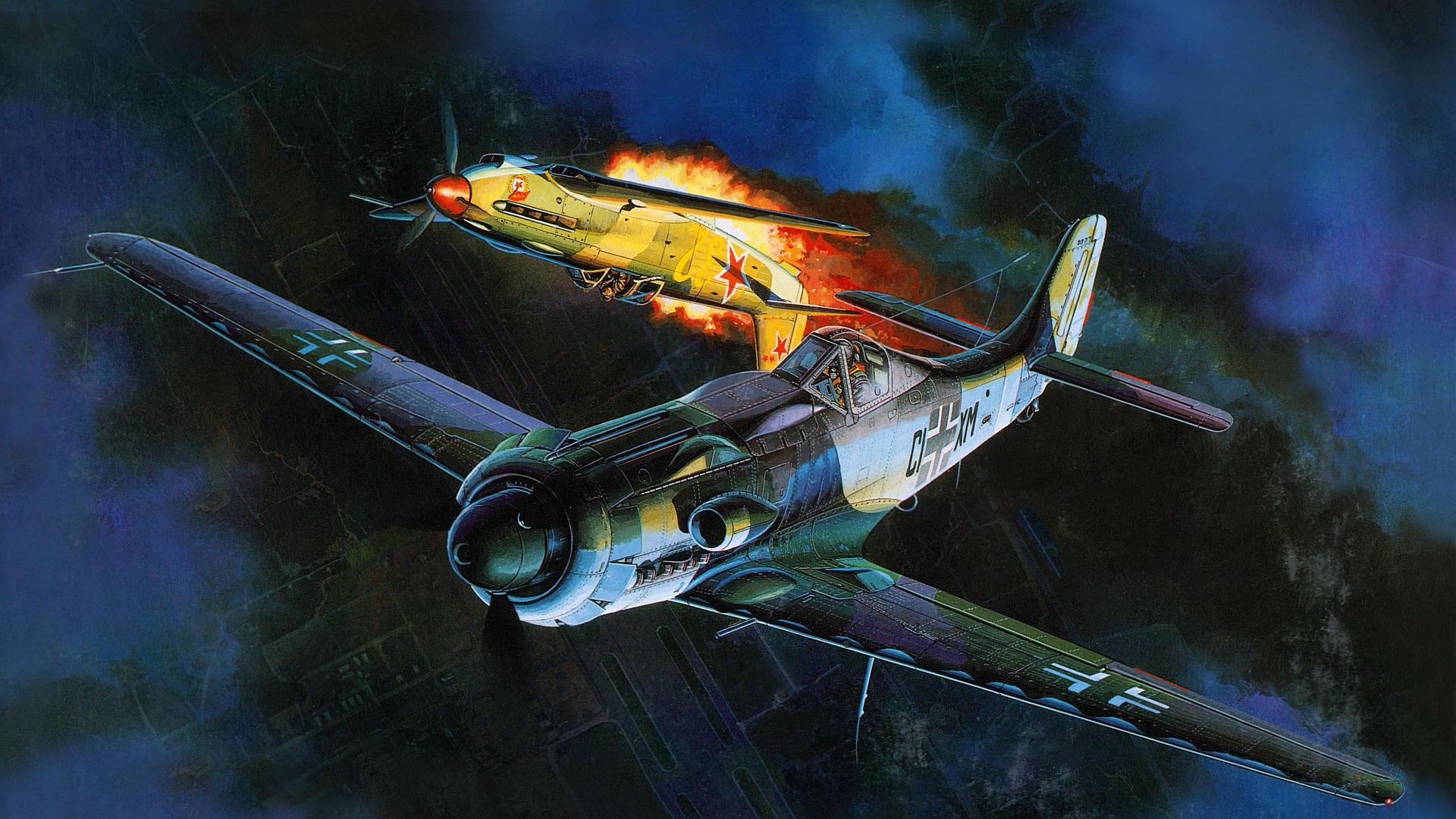 Military - Aircraft  Wallpaper