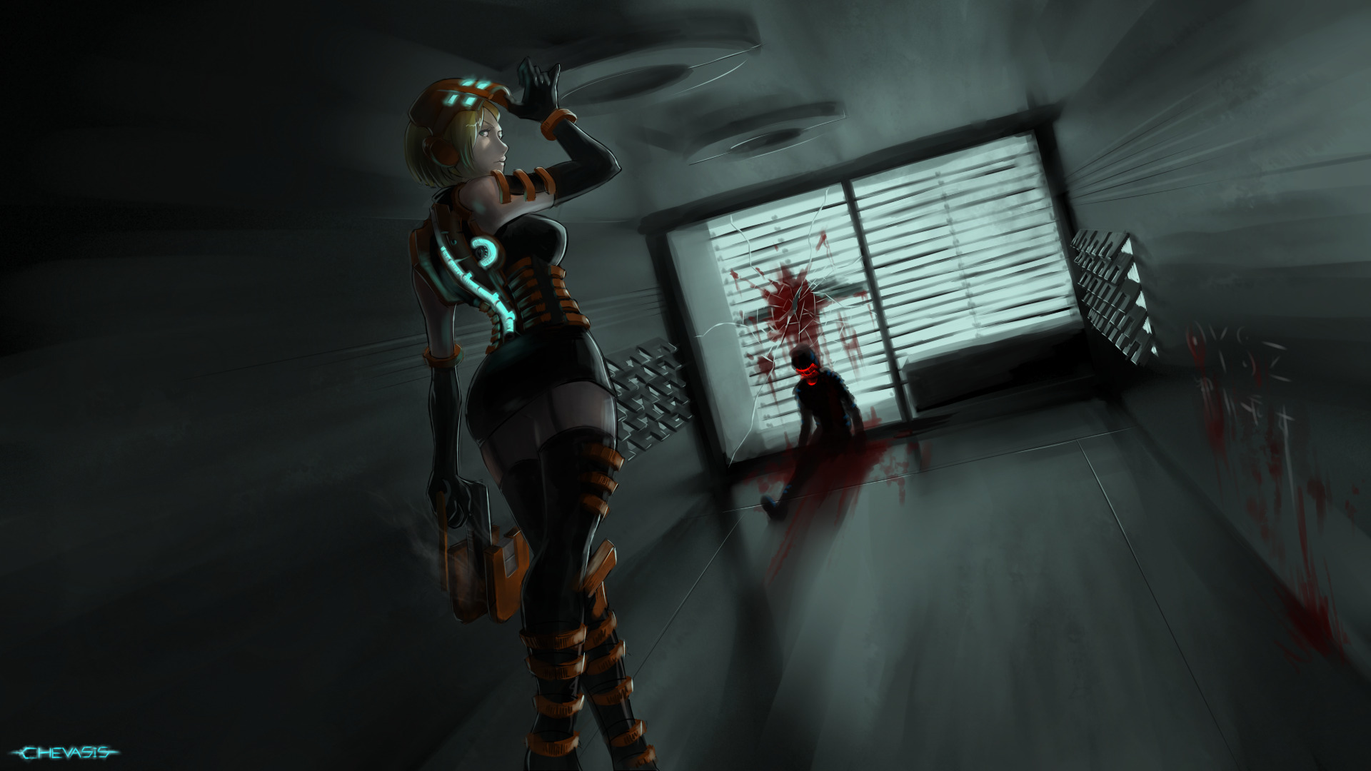 Dead space full hd wallpaper and background image - Dead space 1 wallpaper hd ...