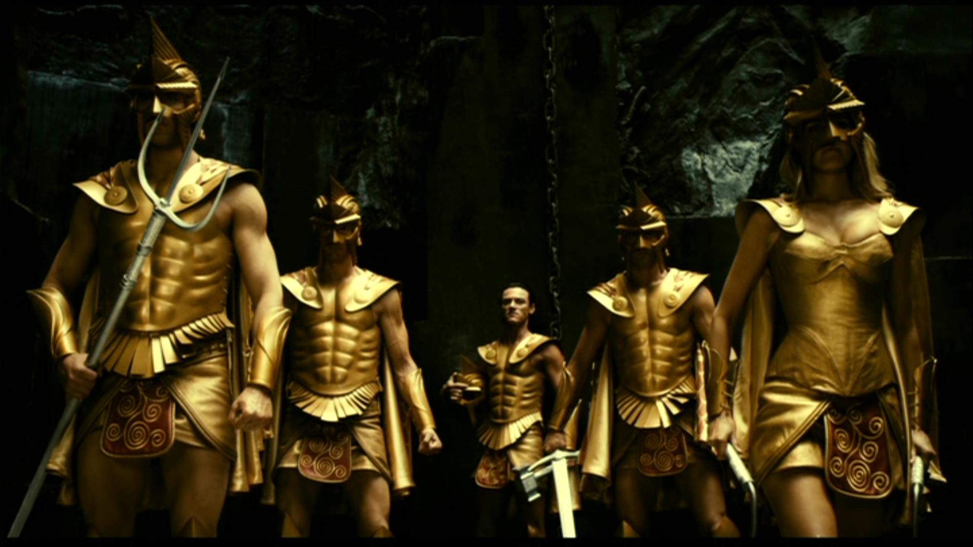 Griechische Götter Filme