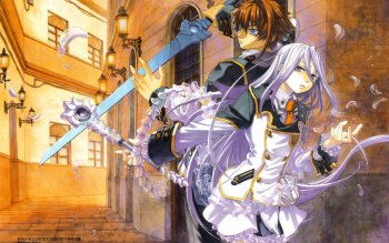Anime - Chrome Shelled Regios Wallpapers and Backgrounds ID : 232005