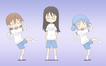 Anime - Nichijou  Wallpapers and Backgrounds ID : 232487