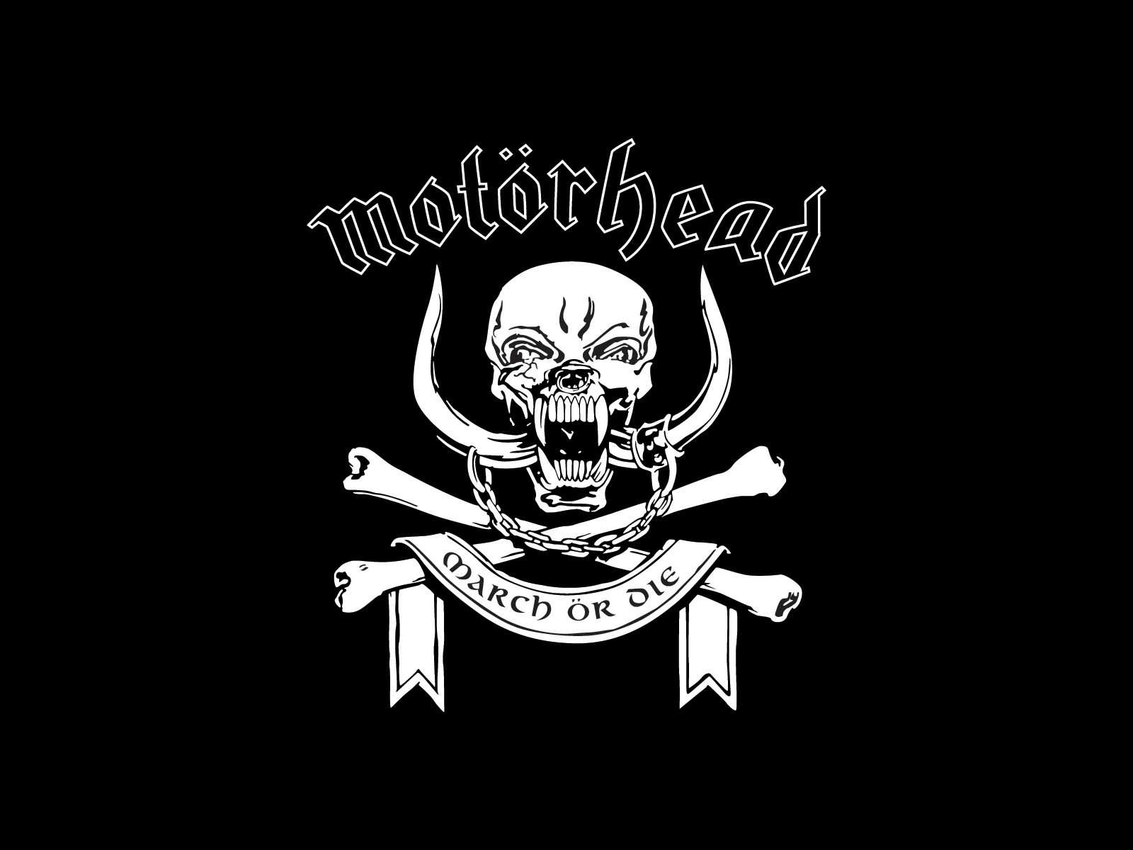 Music - Motorhead  Wallpaper