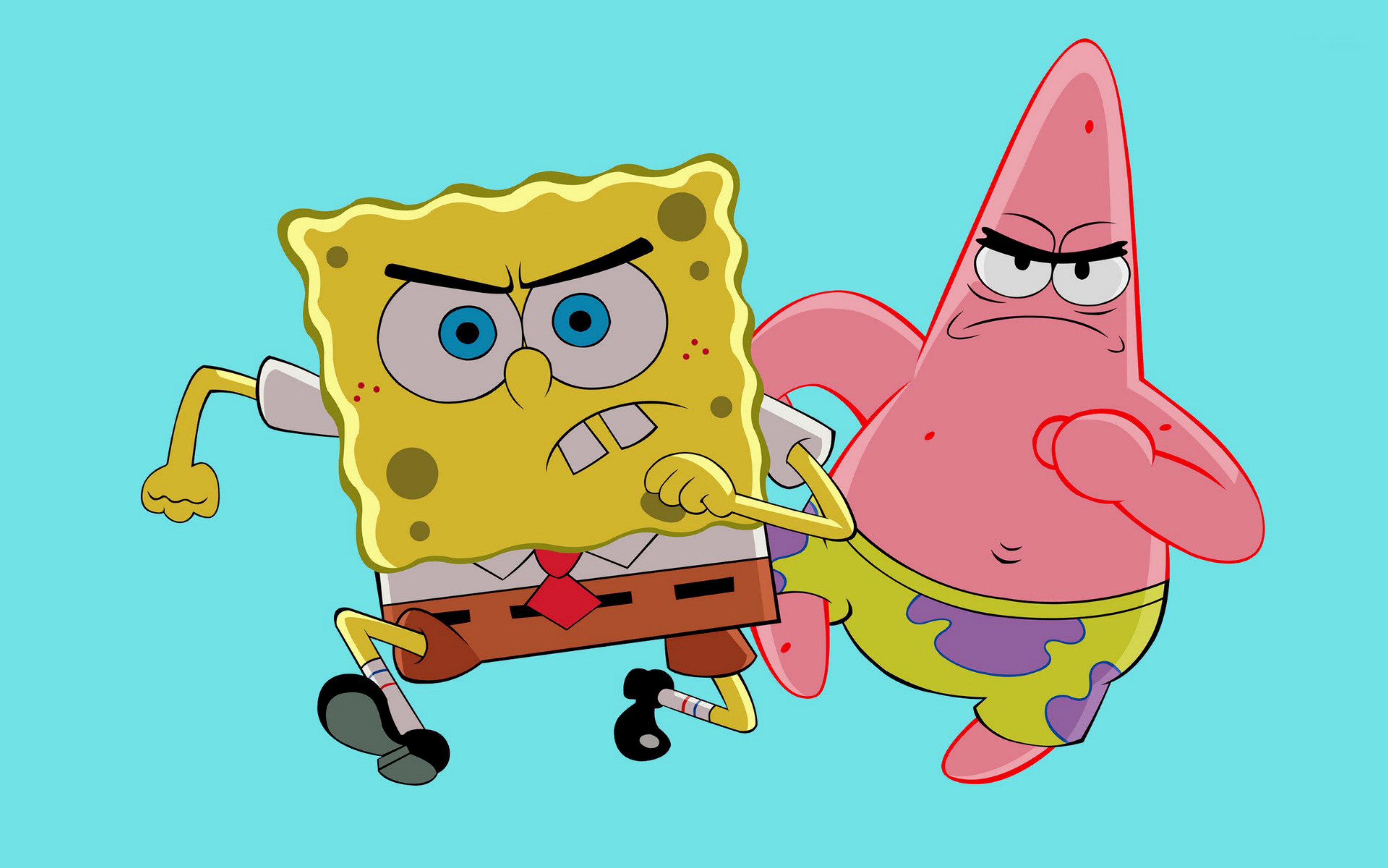 Alpha coders wallpaper abyss tv show spongebob squarepants 233957