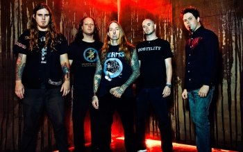Music - Devildriver Wallpapers and Backgrounds ID : 233367