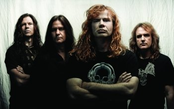 Music - Megadeth Wallpapers and Backgrounds ID : 233449