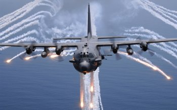 Militär - Lockheed AC-130 Wallpapers and Backgrounds ID : 233539