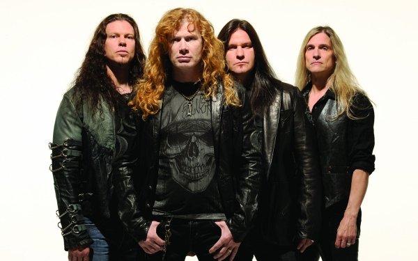 Music Megadeth Band (Music) United States HD Wallpaper   Background Image