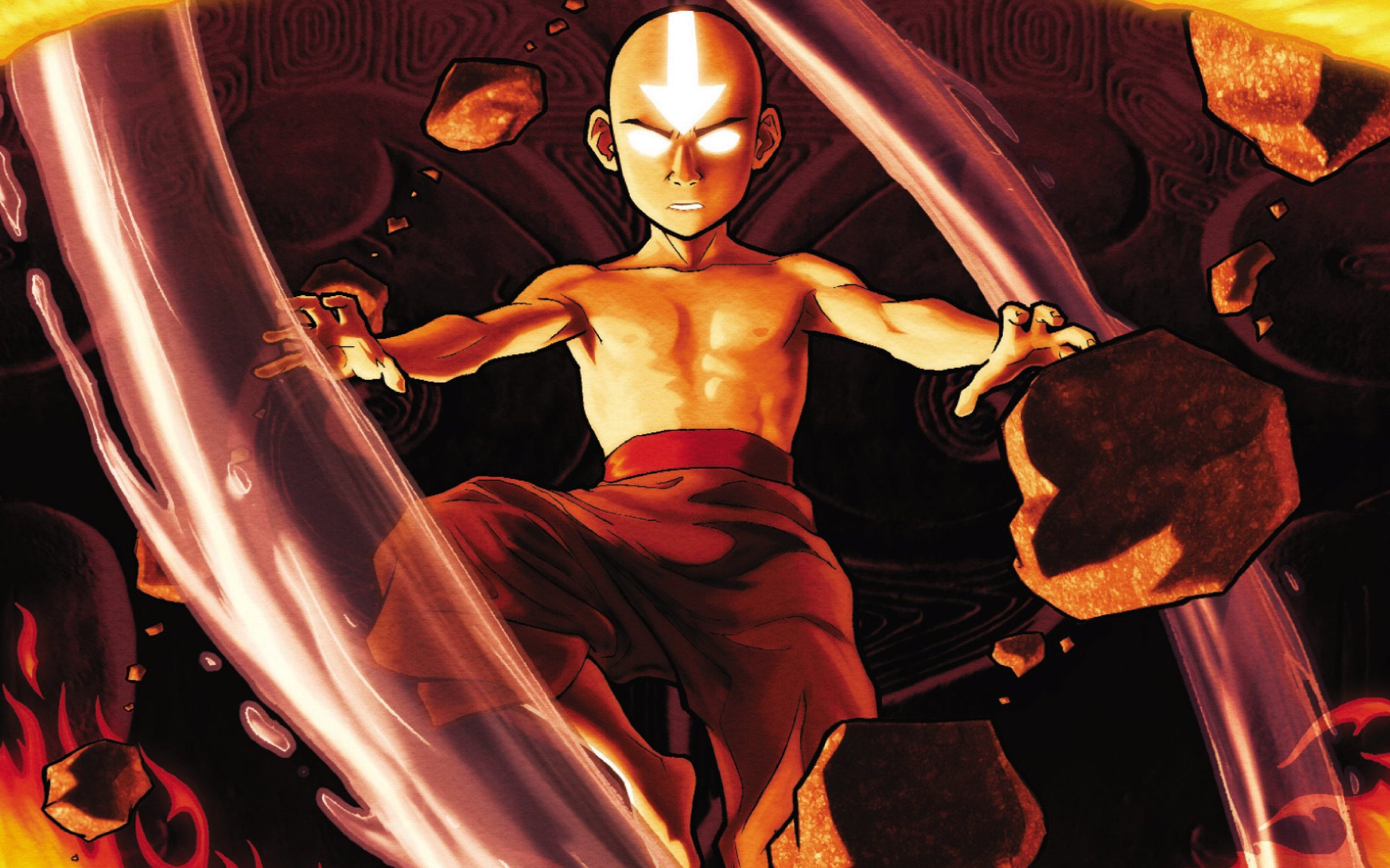 Avatar: The Last Airbender HD Wallpaper   Background Image ...