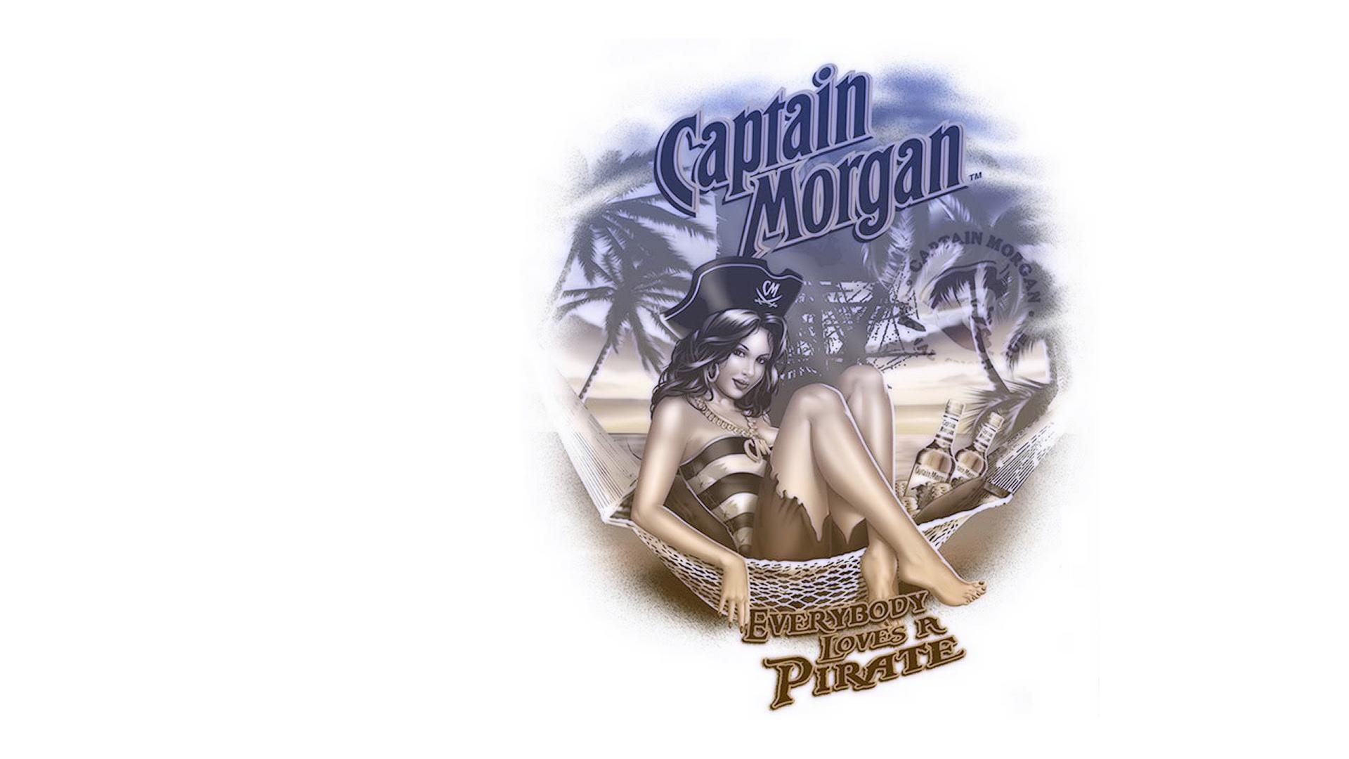 Captain Morgan Fond Décran Hd Arrière Plan 1920x1080 Id