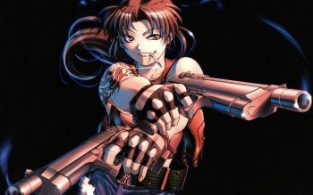 Anime - Black Lagoon Wallpapers and Backgrounds ID : 234015