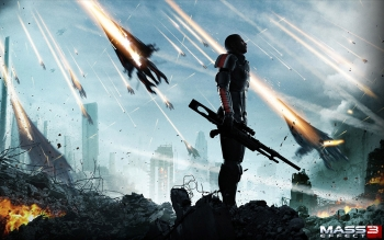 Video Game - Mass Effect 3 Wallpapers and Backgrounds ID : 234717