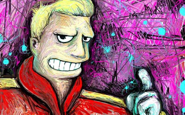 TV Show Futurama Zapp Brannigan HD Wallpaper   Background Image