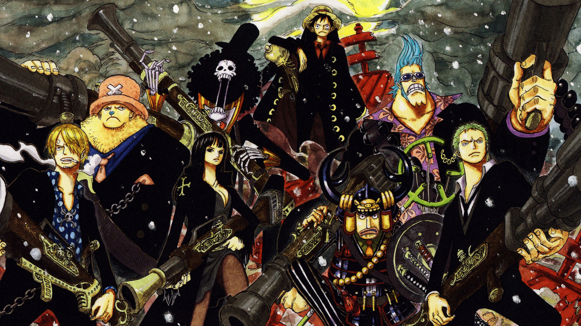 928 one piece hd wallpapers backgrounds wallpaper