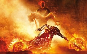 Movie - Ghost Rider Wallpapers and Backgrounds ID : 235175
