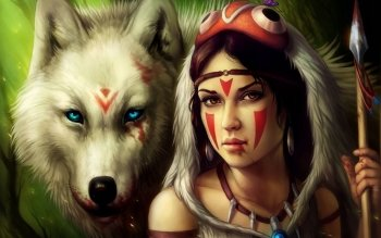 Movie - Princess Mononoke Wallpapers and Backgrounds ID : 235379