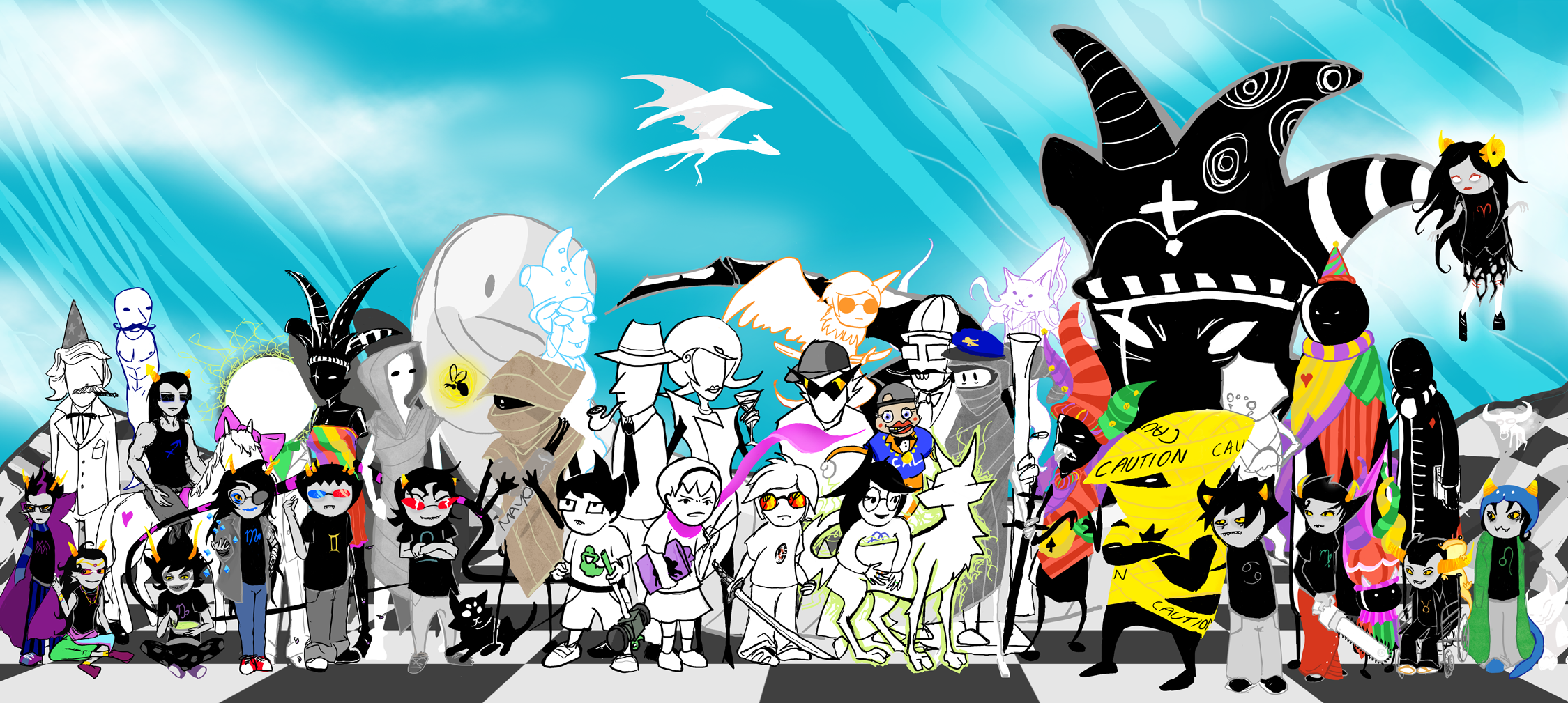 Homestuck Wallpaper And Background Image