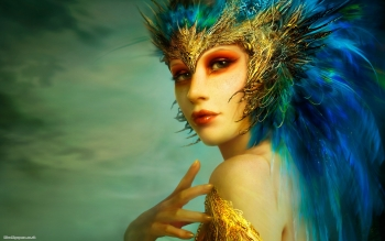 Fantasy - Women Wallpapers and Backgrounds ID : 236029