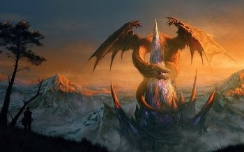 Fantasy - Drachen Wallpapers and Backgrounds ID : 236645