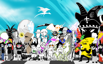 Аниме - Homestuck Wallpapers and Backgrounds ID : 236857