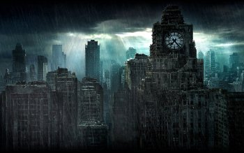 Sci Fi - Post Apocalyptic Wallpapers and Backgrounds ID : 237047