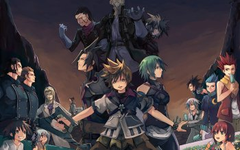 Anime - Kingdom Hearts Wallpapers and Backgrounds ID : 237099