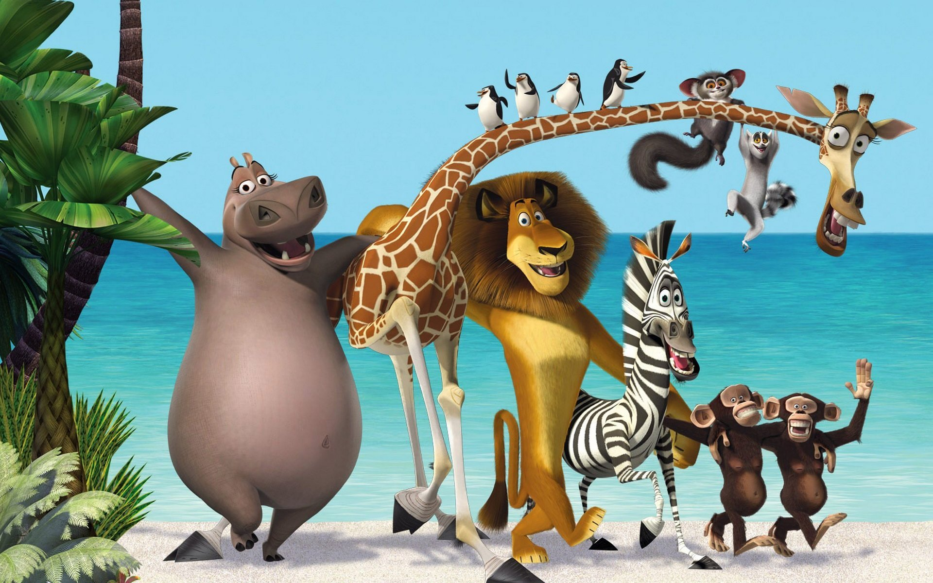 madagascar 3 full hd wallpaper and background | 1920x1200 | id:238497