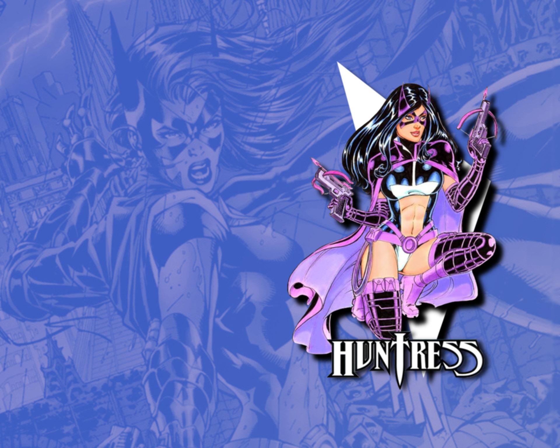 Huntress HD Wallpaper | Background Image | 1920x1536 | ID ...  Huntress