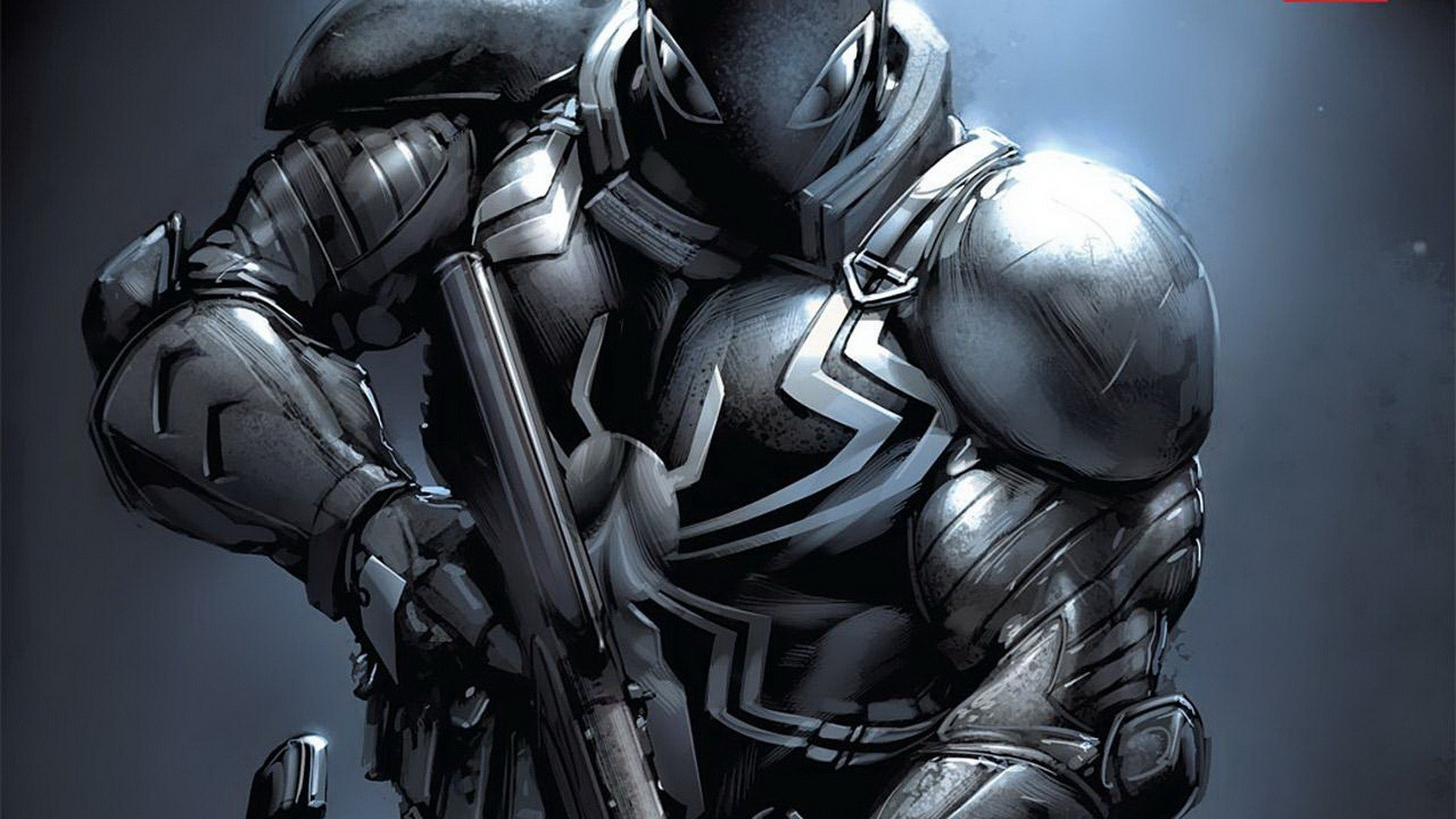 22 Agent Venom Hd Wallpapers Background Images Wallpaper Abyss