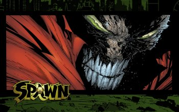 Comics - Spawn Wallpapers and Backgrounds ID : 2385