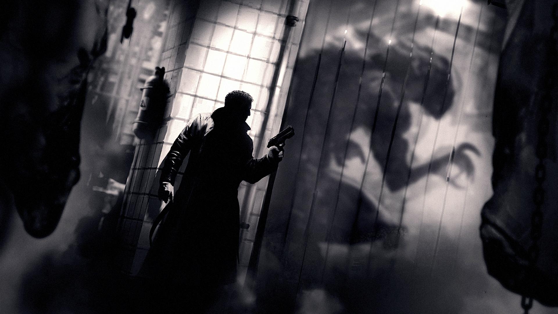 Dark Noir Wallpaper: Dark HD Wallpaper