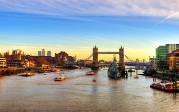 Man Made - Tower Bridge Wallpapers and Backgrounds ID : 239115