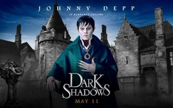 Movie - Dark Shadows Wallpapers and Backgrounds ID : 239207