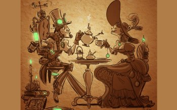Sci Fi - Steampunk Wallpapers and Backgrounds ID : 239229