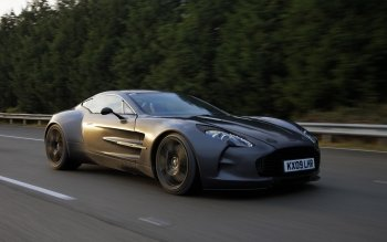 Vehículos - Aston Martin One-77 Wallpapers and Backgrounds ID : 239679