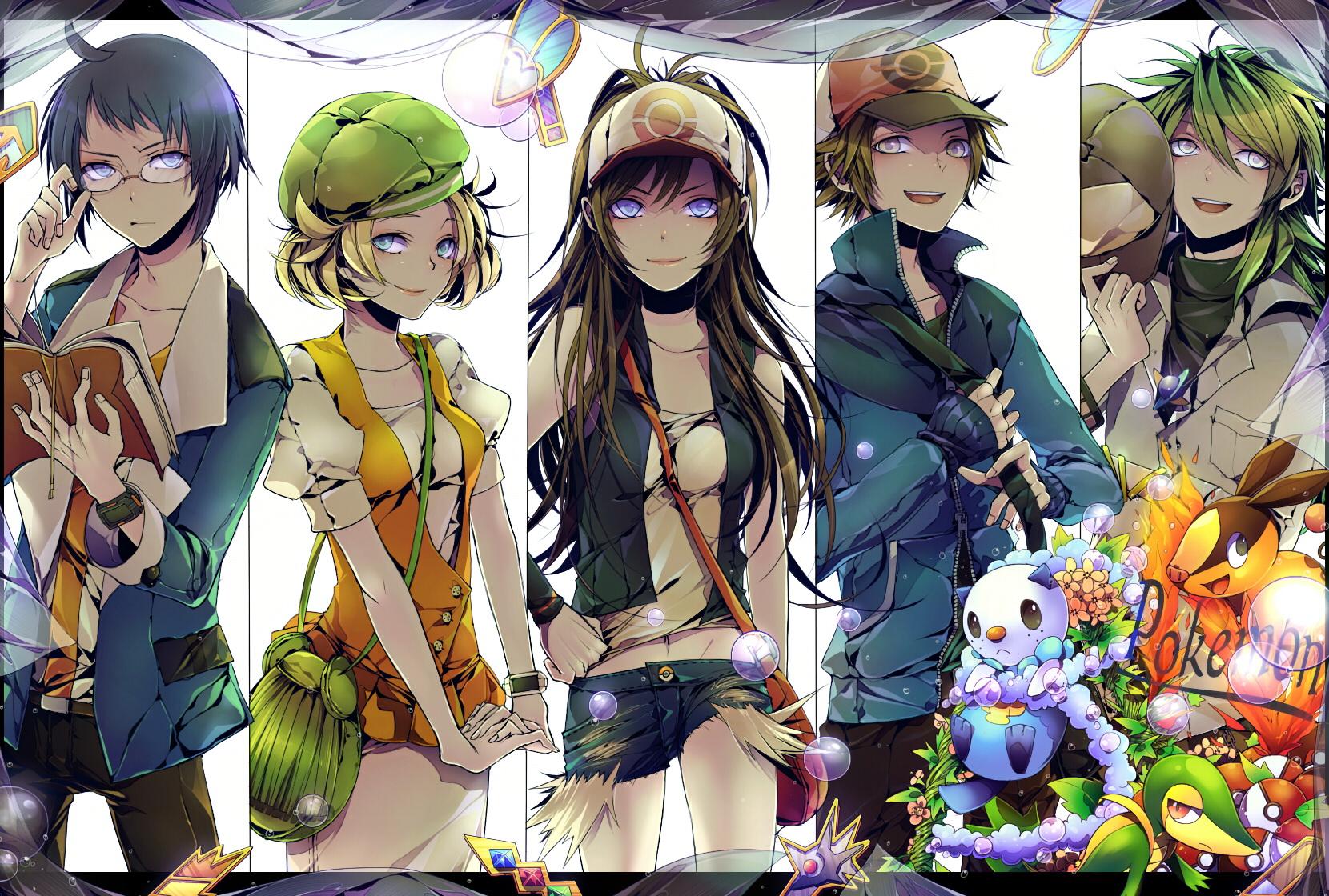 pokémon wallpaper and background | 1660x1120 | id:240149