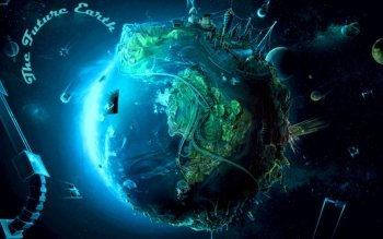 Earth - Artistic Wallpapers and Backgrounds ID : 240185
