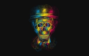 Dark - Skull Wallpapers and Backgrounds ID : 240607