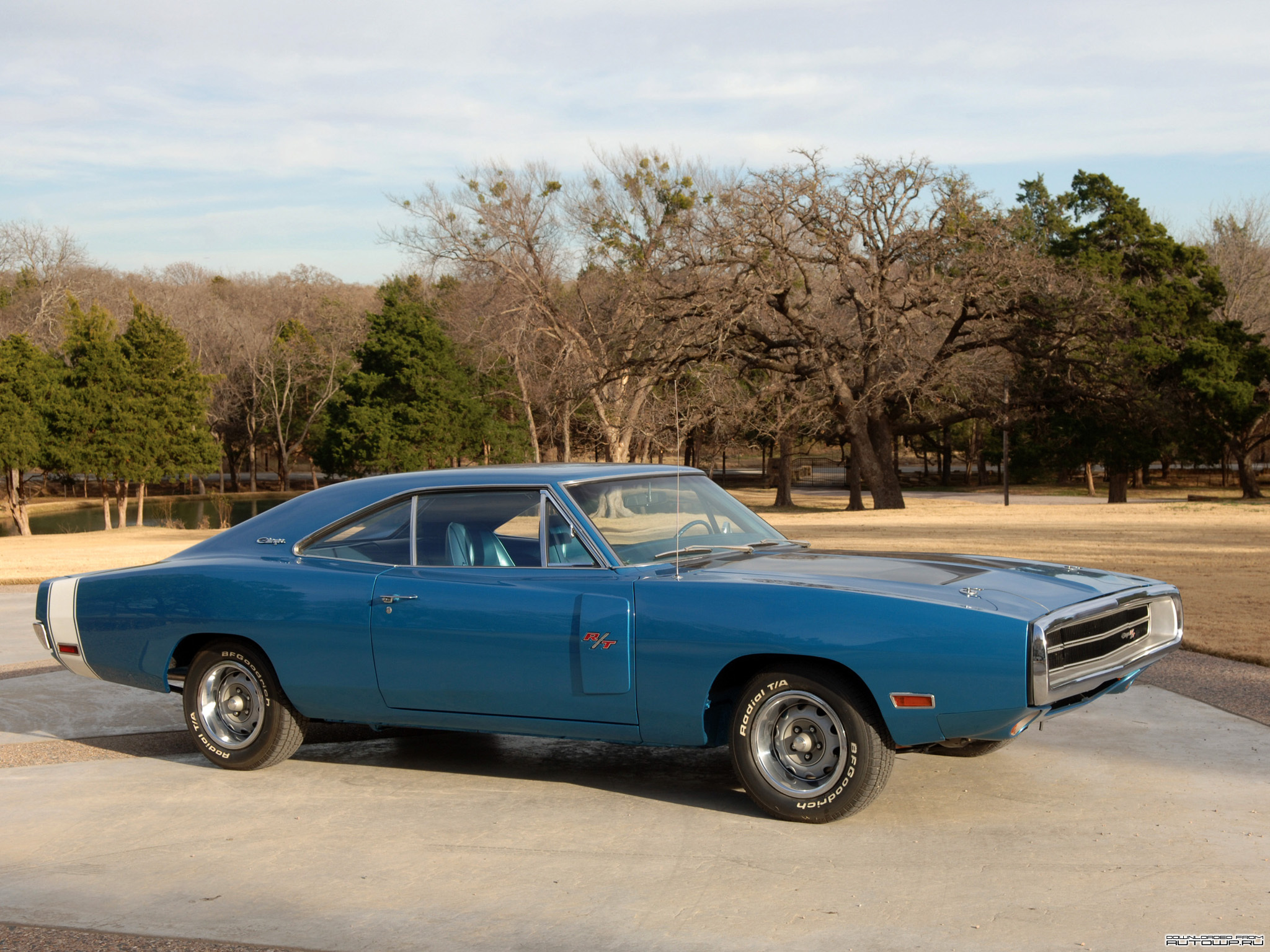 Dodge Charger R T 440 Six-Pack 1970 Full HD Wallpaper and ...