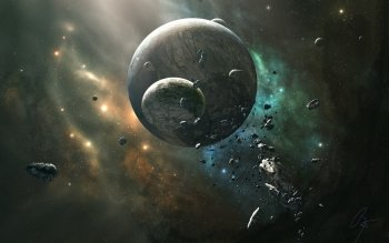 Sci Fi - Planets Wallpapers and Backgrounds ID : 241295