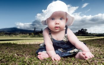Fotografie - Baby Wallpapers and Backgrounds ID : 241535