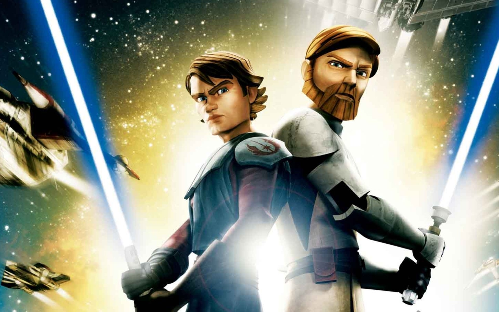 Star Wars The Clone Wars Hd Wallpaper Background Image