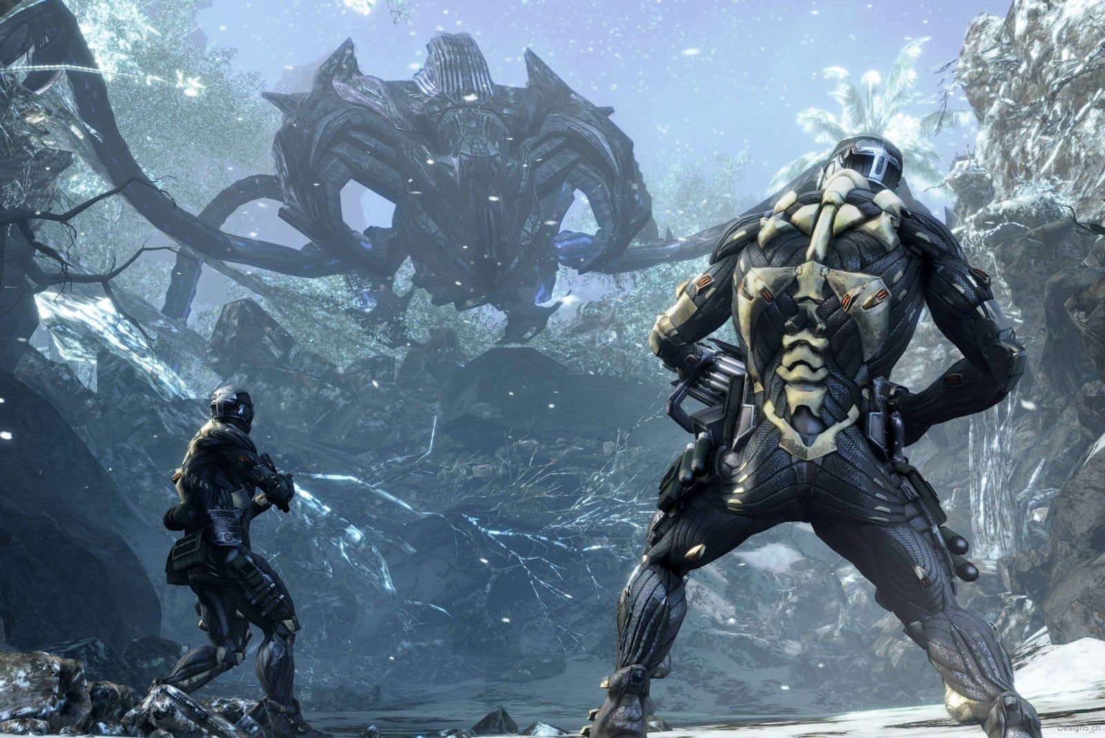 crysis warhead wallpaper and background 1600x1069 id