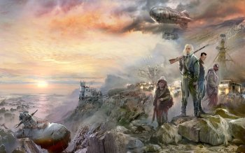 Sci Fi - Post Apocalyptic Wallpapers and Backgrounds ID : 242255