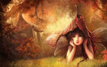 Fantasy - Fairy Wallpapers and Backgrounds ID : 242287