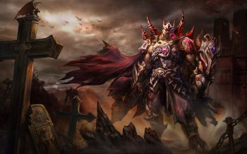 Dark - Warrior Wallpapers and Backgrounds ID : 242855