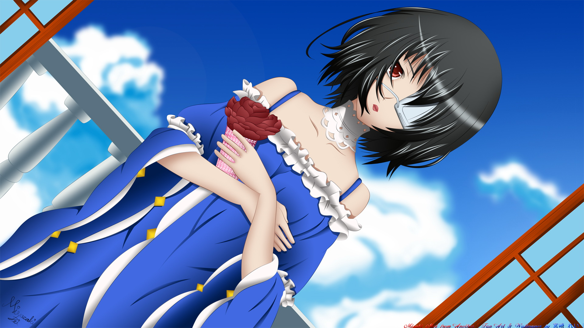 Another hd wallpaper background image 1920x1080 id - Another anime hd wallpaper ...