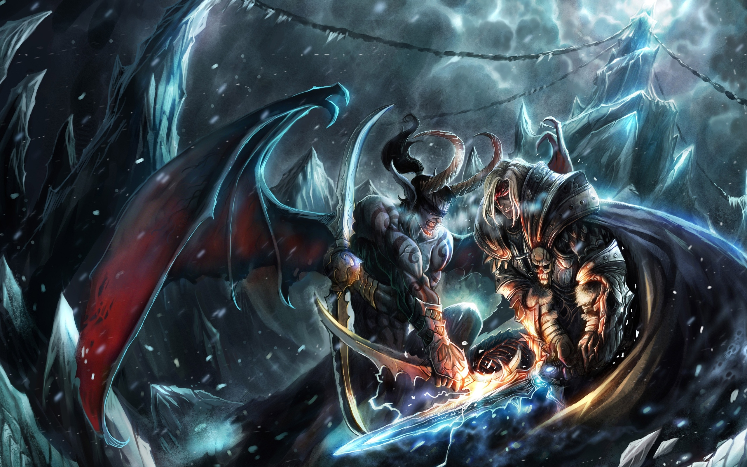 World Of Warcraft Full HD Wallpaper And Achtergrond