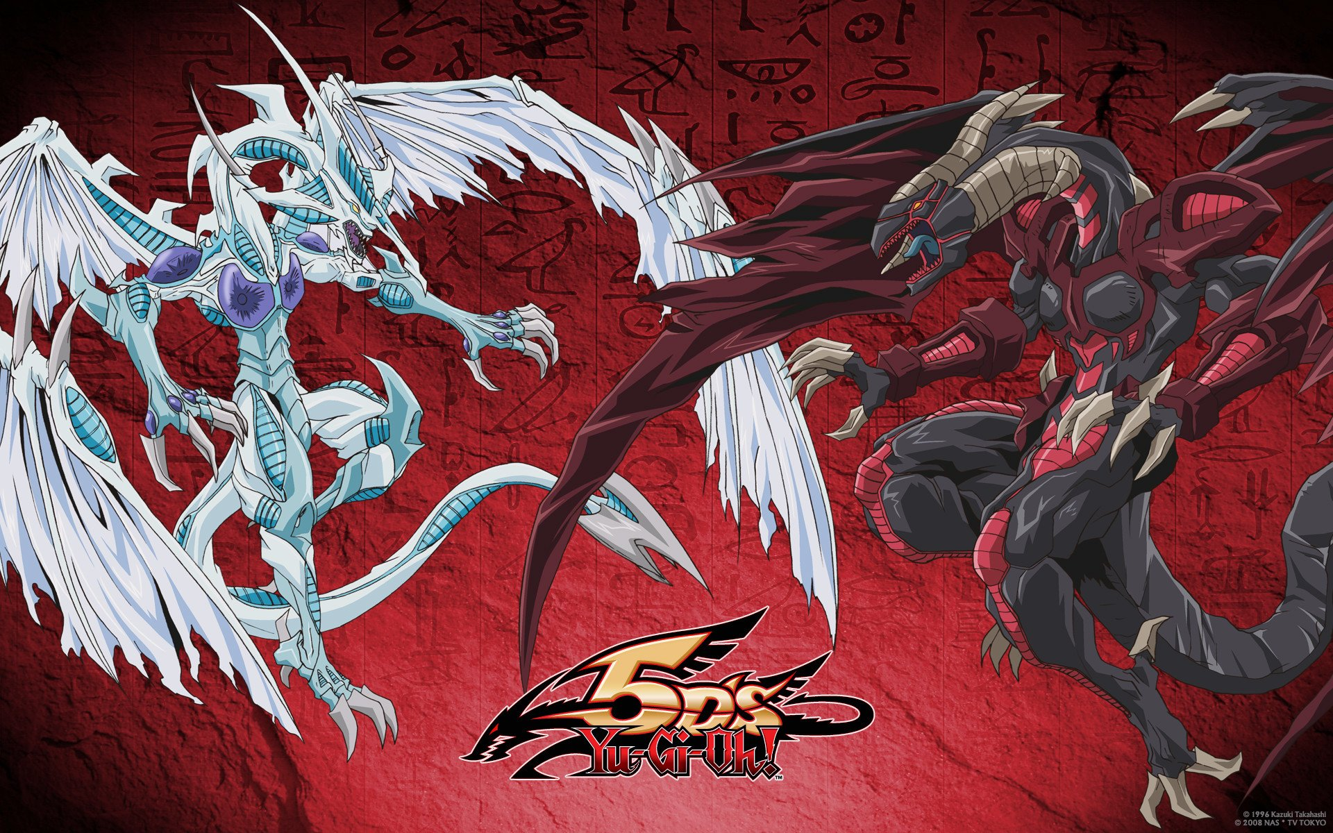 5 Yu Gi Oh 5ds Hd Wallpapers Background Images